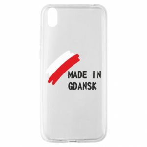 Huawei Y5 2019 Case Made in Gdansk