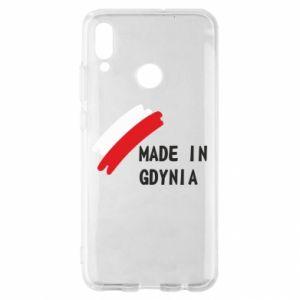 Huawei P Smart 2019 Case Made in Gdynia