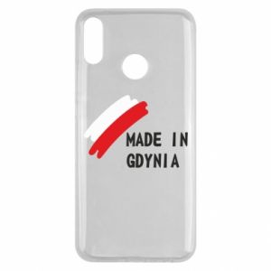 Huawei Y9 2019 Case Made in Gdynia