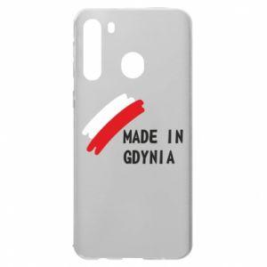 Etui na Samsung A21 Made in Gdynia