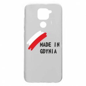 Etui na Xiaomi Redmi Note 9/Redmi 10X Made in Gdynia