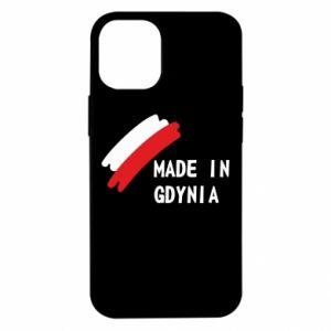 Etui na iPhone 12 Mini Made in Gdynia