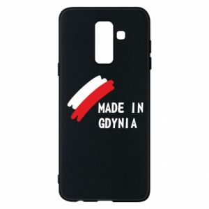 Etui na Samsung A6+ 2018 Made in Gdynia