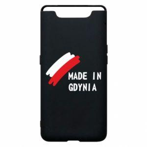 Samsung A80 Case Made in Gdynia