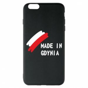 Phone case for iPhone 6 Plus/6S Plus Made in Gdynia