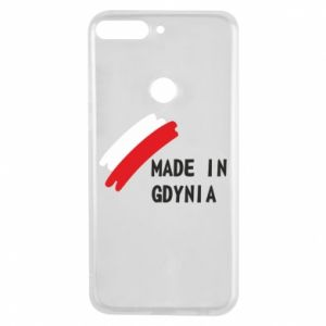 Huawei Y7 Prime 2018 Case Made in Gdynia