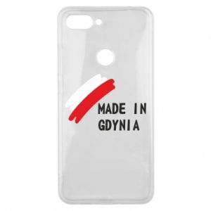 Etui na Xiaomi Mi8 Lite Made in Gdynia
