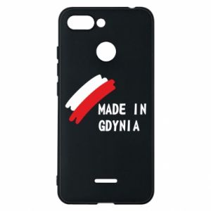 Etui na Xiaomi Redmi 6 Made in Gdynia