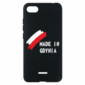 Etui na Xiaomi Redmi 6A Made in Gdynia