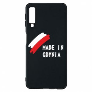 Etui na Samsung A7 2018 Made in Gdynia