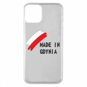 Etui na iPhone 11 Made in Gdynia