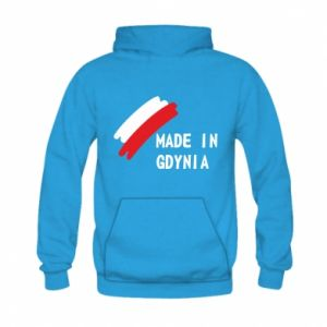 Kid's hoodie Made in Gdynia