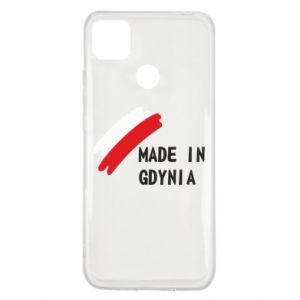 Xiaomi Redmi 9c Case Made in Gdynia