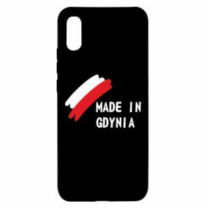 Xiaomi Redmi 9a Case Made in Gdynia