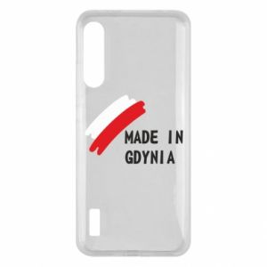 Etui na Xiaomi Mi A3 Made in Gdynia