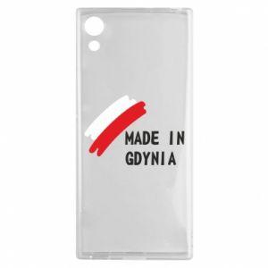 Etui na Sony Xperia XA1 Made in Gdynia