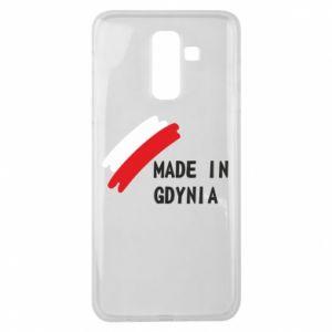 Samsung J8 2018 Case Made in Gdynia