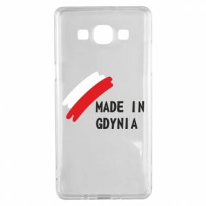 Etui na Samsung A5 2015 Made in Gdynia