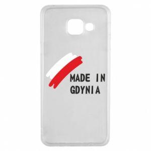 Samsung A3 2016 Case Made in Gdynia