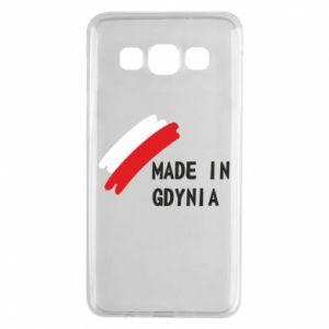 Samsung A3 2015 Case Made in Gdynia