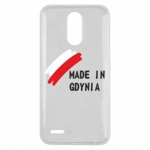 Lg K10 2017 Case Made in Gdynia