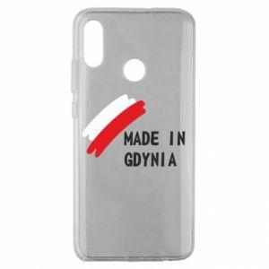 Etui na Huawei Honor 10 Lite Made in Gdynia