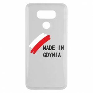 Etui na LG G6 Made in Gdynia