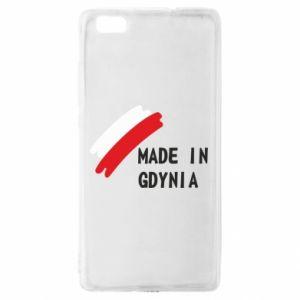 Huawei P8 Lite Case Made in Gdynia