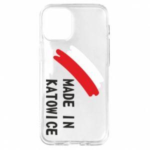 iPhone 12 Mini Case Made in Katowice