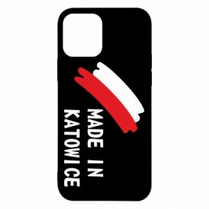 iPhone 12/12 Pro Case Made in Katowice