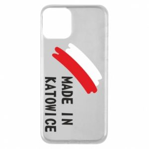 iPhone 11 Case Made in Katowice