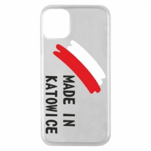 iPhone 11 Pro Case Made in Katowice