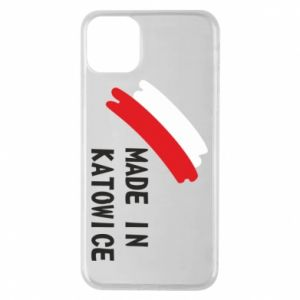 iPhone 11 Pro Max Case Made in Katowice