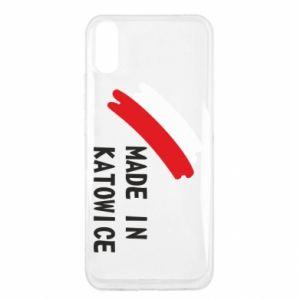 Xiaomi Redmi 9a Case Made in Katowice