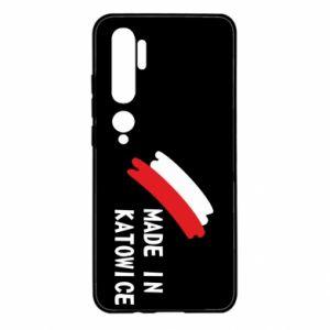 Etui na Xiaomi Mi Note 10 Made in Katowice
