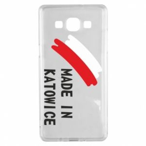 Samsung A5 2015 Case Made in Katowice