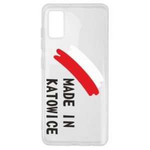 Samsung A41 Case Made in Katowice