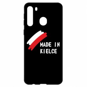 Samsung A21 Case Made in Kielce