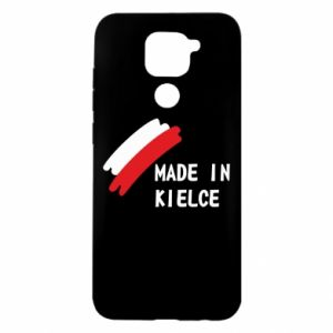 Xiaomi Redmi Note 9 / Redmi 10X case % print% Made in Kielce
