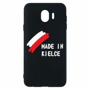 Phone case for Samsung J4 Made in Kielce