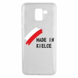 Phone case for Samsung J6 Made in Kielce