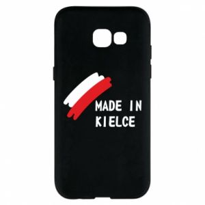 Phone case for Samsung A5 2017 Made in Kielce