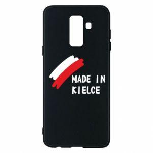Samsung A6+ 2018 Case Made in Kielce
