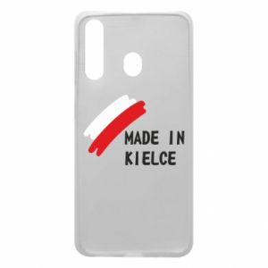 Phone case for Samsung A60 Made in Kielce