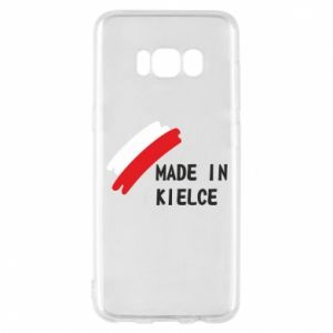 Phone case for Samsung S8 Made in Kielce