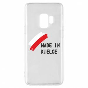 Phone case for Samsung S9 Made in Kielce