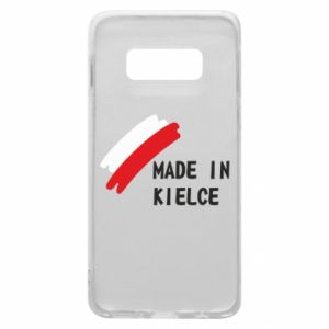 Phone case for Samsung S10e Made in Kielce