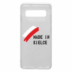 Phone case for Samsung S10 Made in Kielce