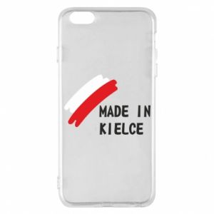Phone case for iPhone 6 Plus/6S Plus Made in Kielce