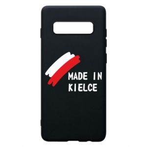 Phone case for Samsung S10+ Made in Kielce